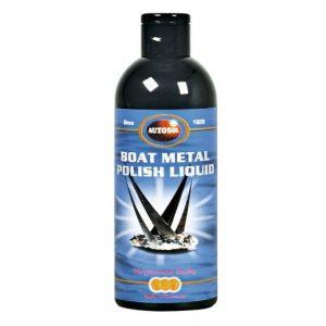 PULIDOR DE METAL LIQUIDO 250 ml