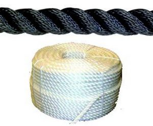 POLYESTER SUPERIOR NEGRO 32mm. (110 m)