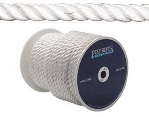 POLYESTER SUPERIOR BLANCO 18mm. (65 m)