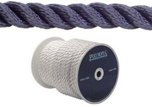 POLYESTER SUPERIOR AZUL 8mm. (150 m)