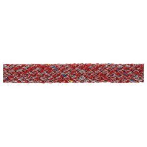 POLY-BRAID-32 8 mm Gris/Rojo (150m)