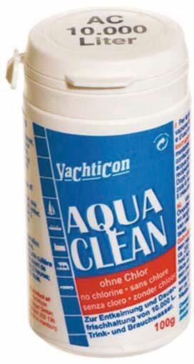 AQUA CLEAN AC 10.000 -SIN CLORINES- 100 G