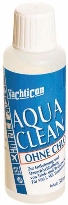 AQUA CLEAN AC 500 -SIN CLORINES- 50 ML