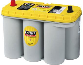 BATERIA OPTIMA YT S 5.5 12V 75A 325*158*218