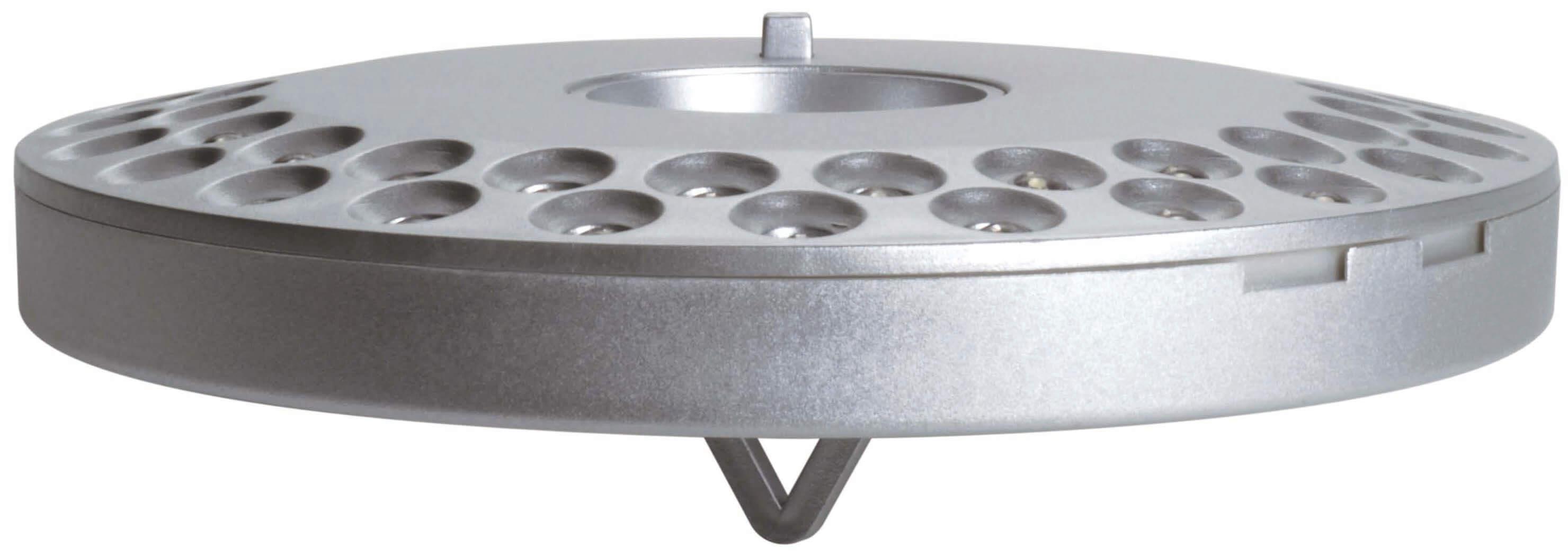 obsoletoLUZ MODELO UFO/KIRK PL135 LED FRE 48 BAT GRIS INT